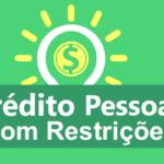 Empréstimo Pessoal Com Restrição