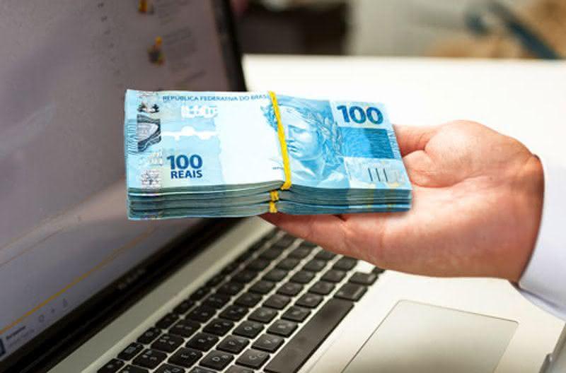 Empréstimo pessoal rápido e fácil pela internet